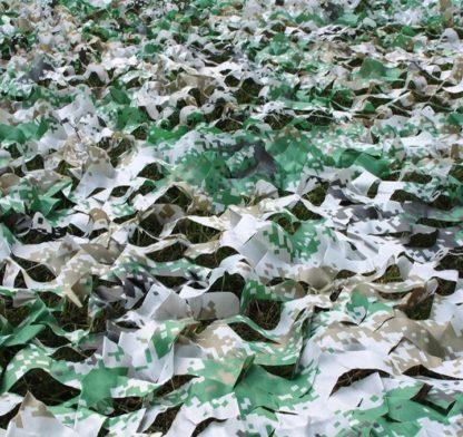 amouflage net jungle2