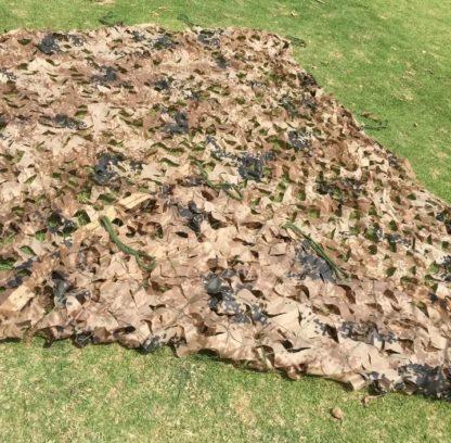 amouflage net steppe3