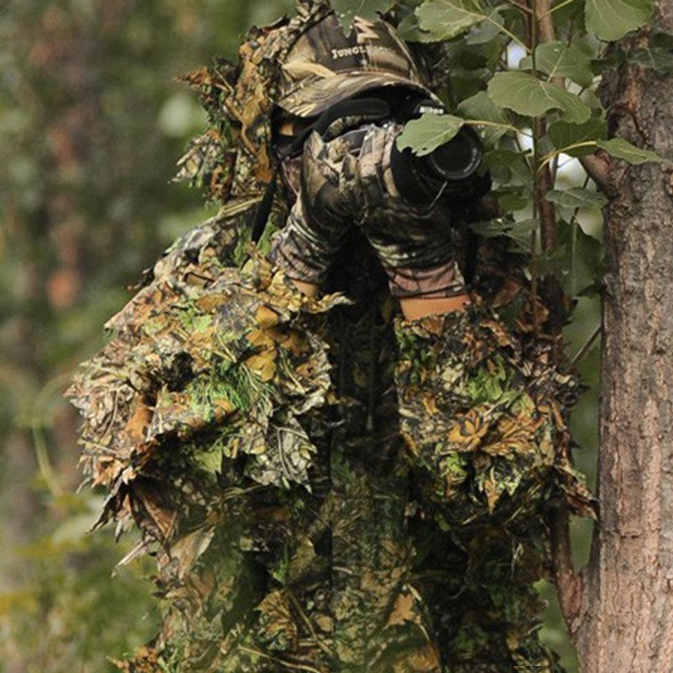 Маскировочный костюм для охоты