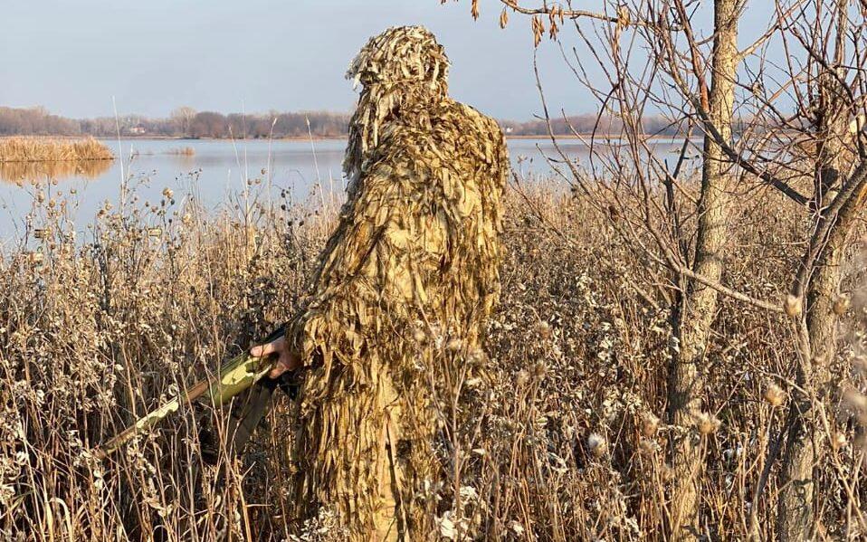 Охотничья маскировка